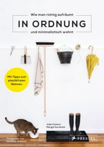 Julie Carlson, In Ordnung Cover