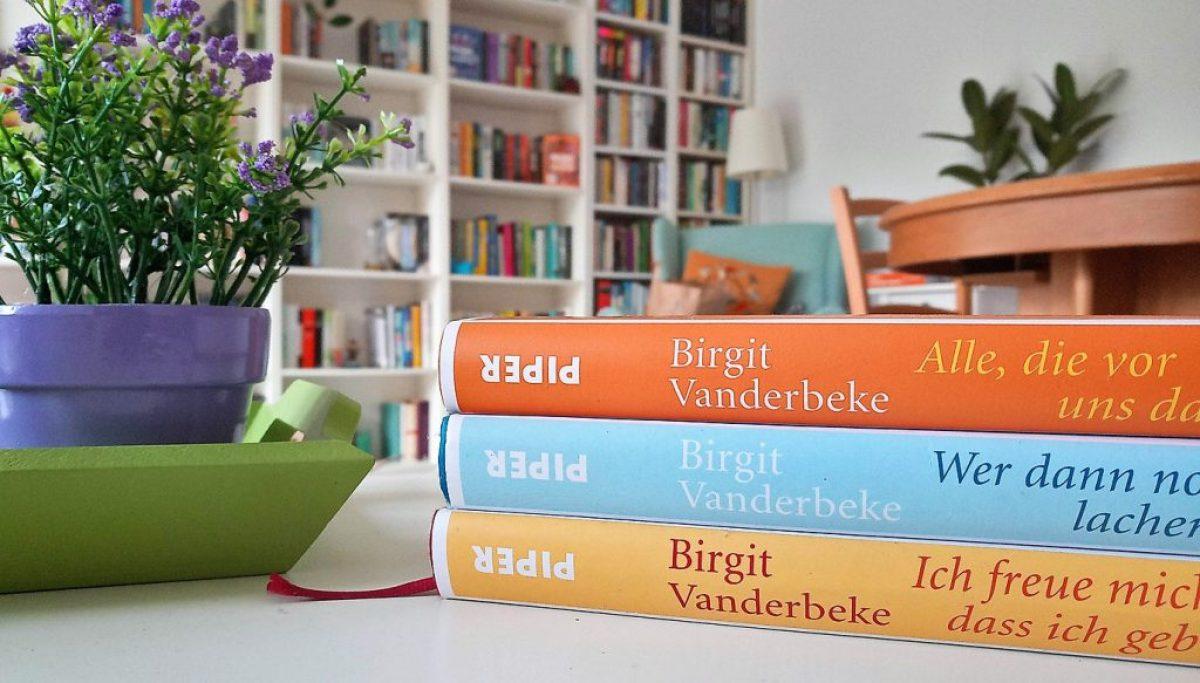 Birgit Vanderbeke Trilogie