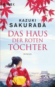 Das Haus der roten Toechter von Kazuki Sakuraba Cover