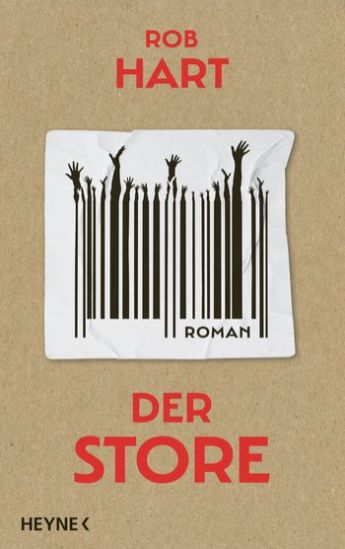 Rob Hart, Der Store Cover