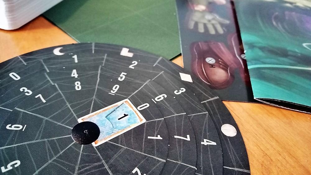 EXIT, Das Spiel. Die Geisterbahn des Schreckens