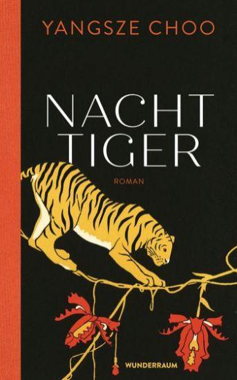 Yangsze Choo, Nachttiger Cover