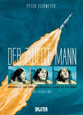 Peter Eickmeyer, Der zweite Mann Cover