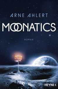 Arne Ahlert, Moonatics Cover
