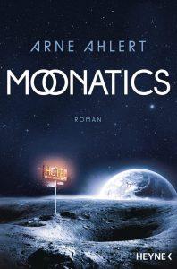 Arne Ahlert, Moonatics Cover