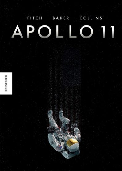 Fitch, Baker, Collins, Apollo 11 Cover