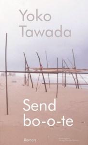 Yoko Tawada, Sendbo-o-te Cover