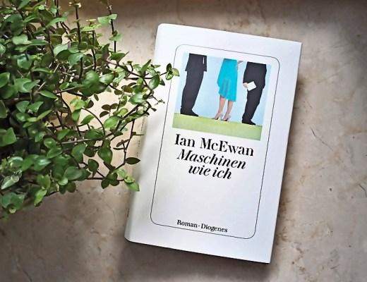 Ian McEwan, Maschinen wie ich