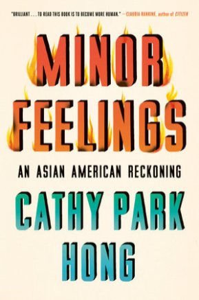 Cathy Park Hong, Minor Feelings Cover