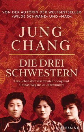 Jung Chang, Die drei Schwestern Cover