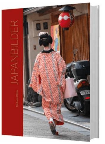 Michaela Weber, Japanbilder Cover