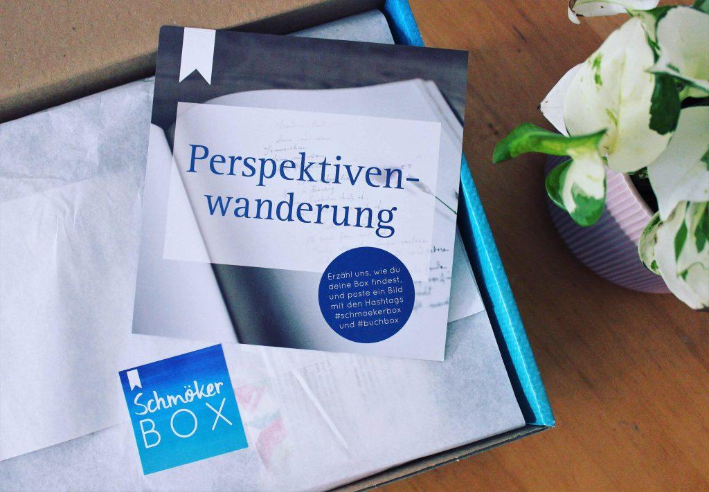 Schmökerbox Perspektivenwanderung