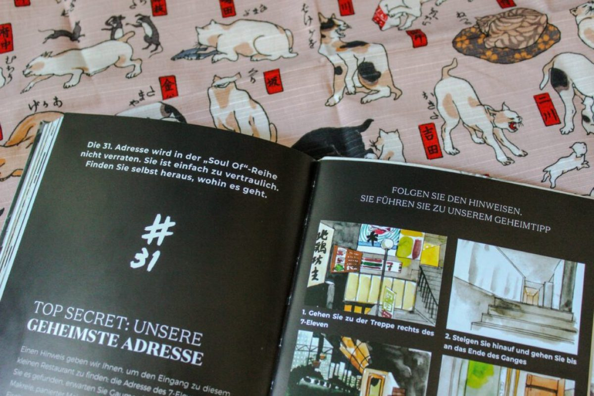 Soul of Tokio / Fany & Amadine Péchiodat / Jonglez Verlag