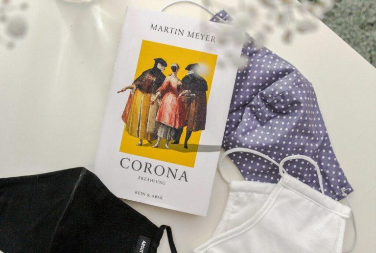 Gefangen in Quarantäne: Martin Meyers »Corona«