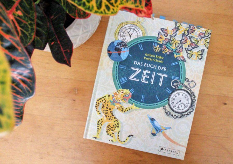 Kinderbuch-Tipp mit Köpfchen: »Das Buch der Zeit«