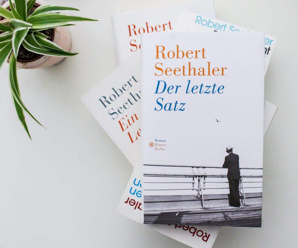 Robert Seethaler, Der letzte Satz