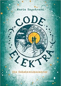 Maria Engstrand, Code Elektra Cover