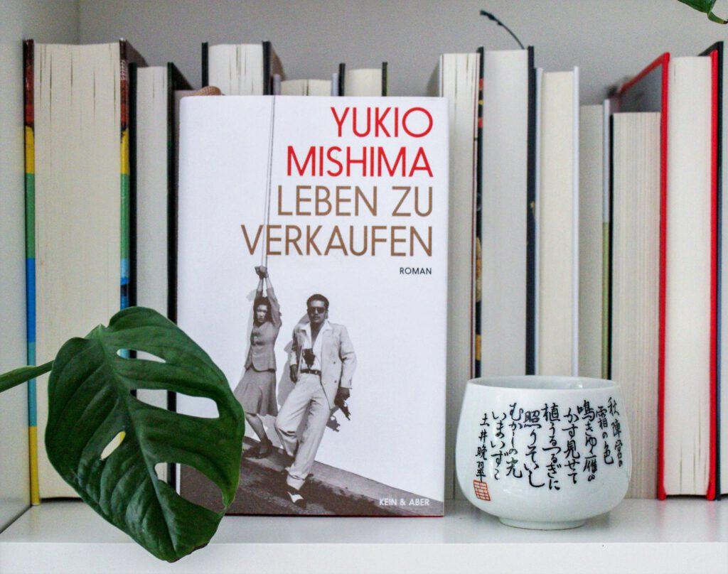 Yukio Mishima, Leben zu verkaufen