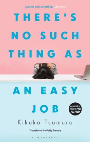 Kikuko Tsumura, There's no Thing as as easy Job Cover
