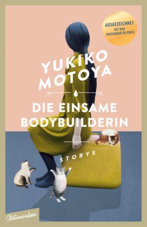 Yukiko Motoya, Die einsame Bodybuilderin Cover