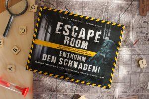 Literarischer Escape Room: Entkomm den Schwaben!