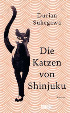 Durian Sukegawa, Die Katzen von Shinjuku Cover
