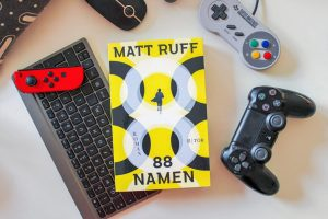 Matt Ruff: 88 Namen