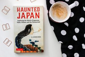 Catrien Ross: Haunted Japan