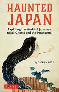 Catrien Ross, Haunted Japan Cover