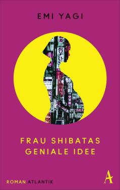 Emi Yagi, Frau Shibatas geniale Idee Cover