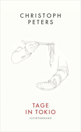 Christoph Peters, Tage in Tokyo Cover