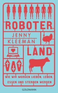 Jenny Kleeman, Roboterland Cover