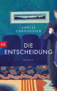 Amélie Cordonnier, Die Entscheidung Cover