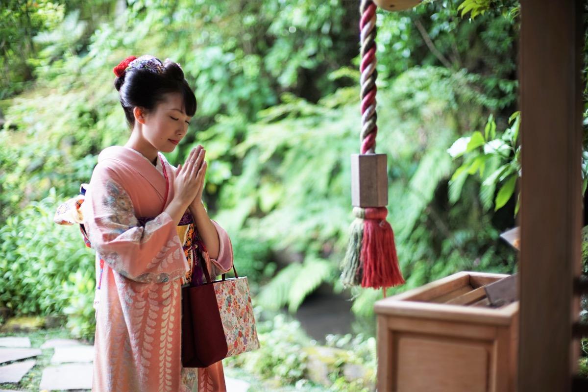 鎌倉花のん 十三詣り