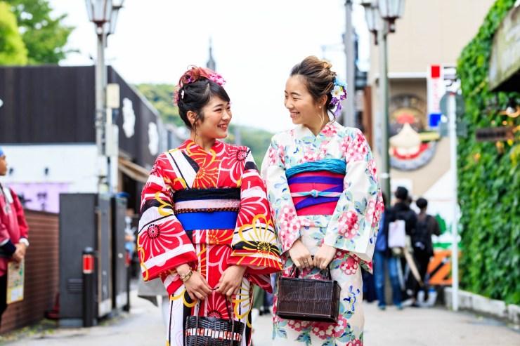 鎌倉 浴衣レンタル