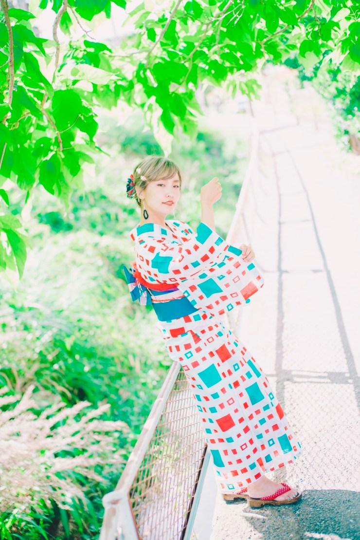 鎌倉花のん 浴衣webレンタル