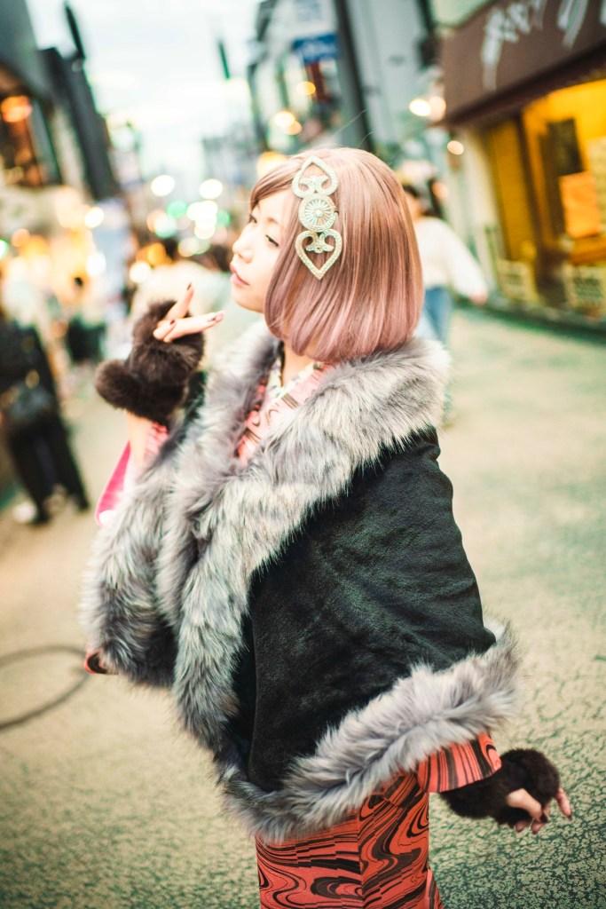 鎌倉着物レンタル花のん 初詣