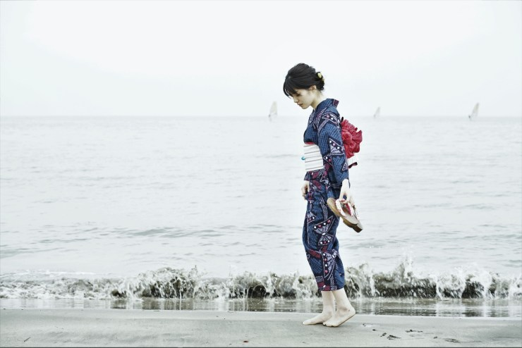 鎌倉花のん 浴衣 夏着物