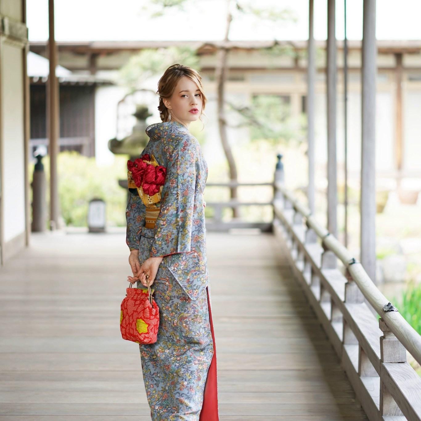 kamakura kimono