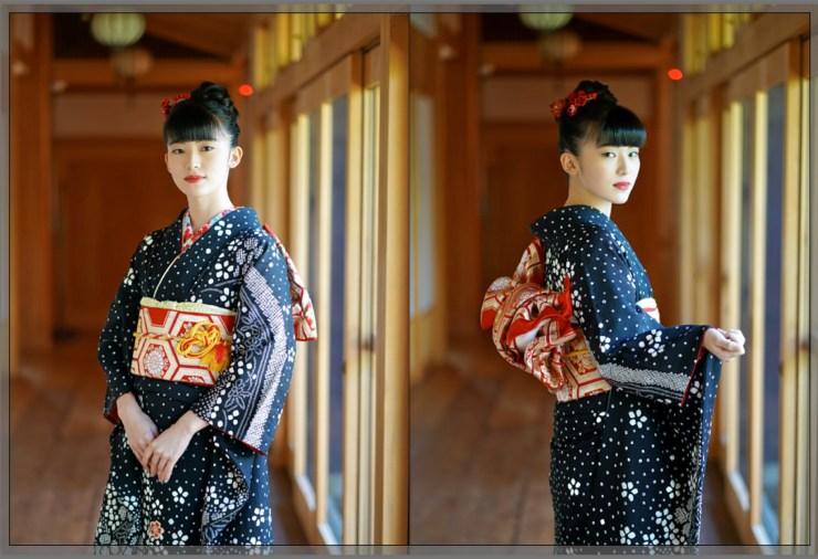 鎌倉花のん 振袖フォトブック12
