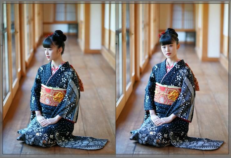 鎌倉花のん 振袖フォトブック14