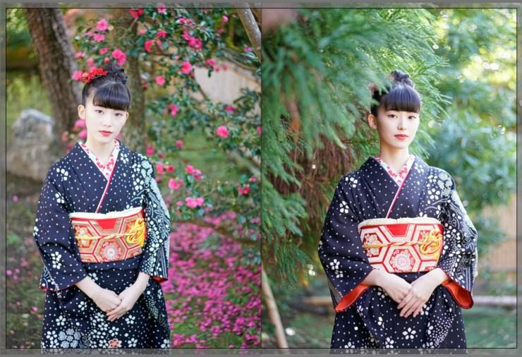 鎌倉花のん 振袖フォトブック15