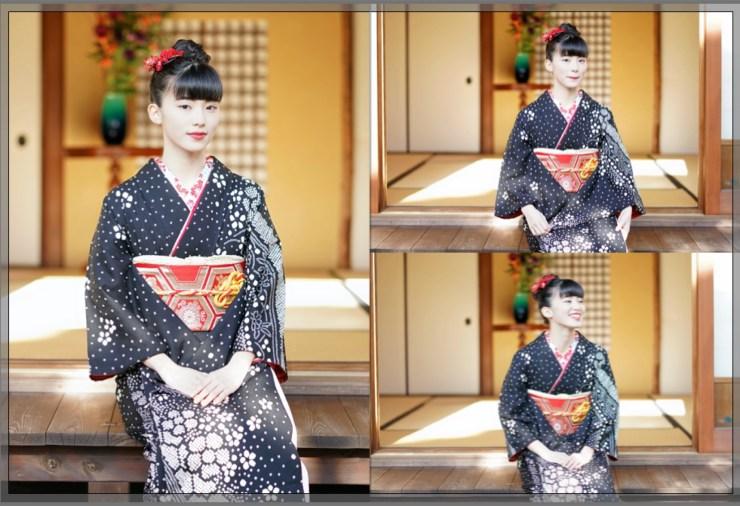 鎌倉花のん 振袖フォトブック18