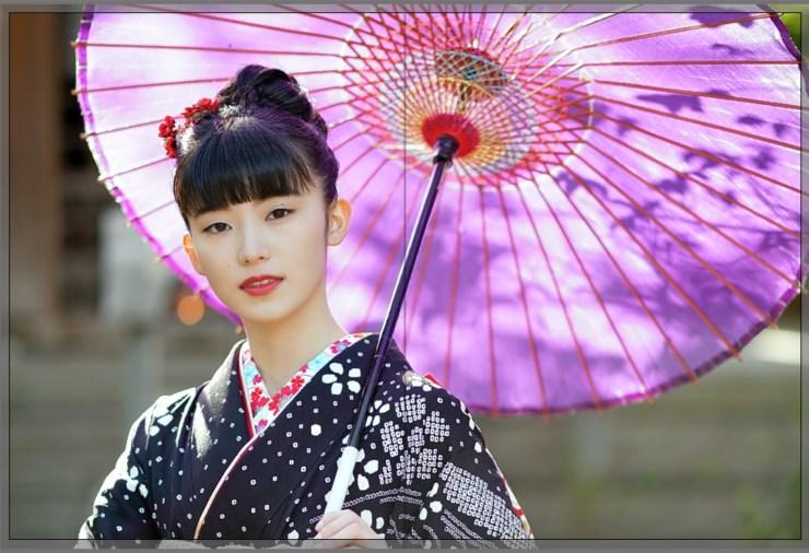 鎌倉花のん 振袖フォトブック9