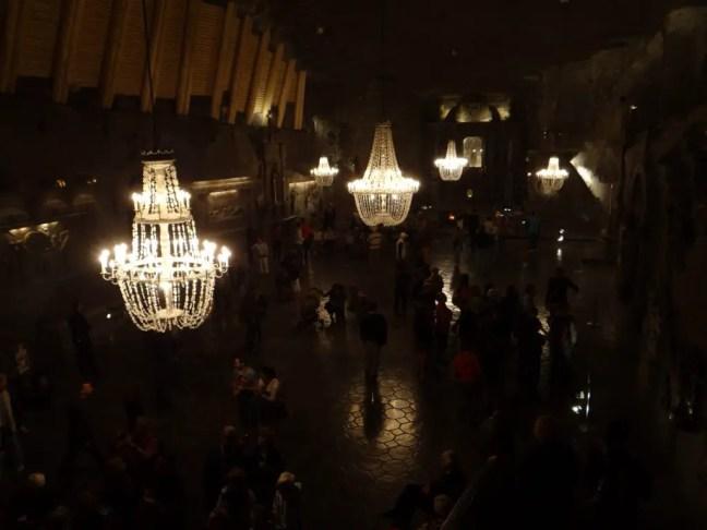 kathedraal zoutmijn krakau