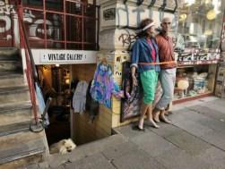 Vintage winkels in Hamburg