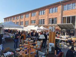 Vlooienmarkt Karolinenviertel