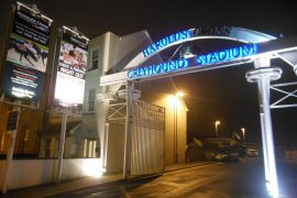 Harold's Cross Greyhound Stadium Dublin