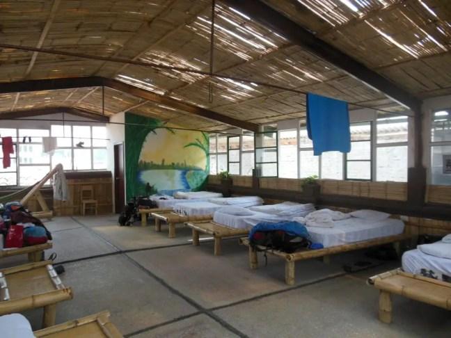 Yakumama Cuenca Ecuador hostel