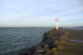 vuurtoren Howth haven Ierland